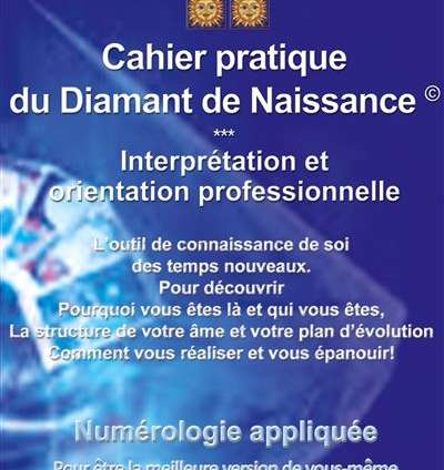 formation Officielle » diamant de naissance»